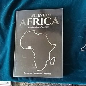 African Poetry Book by BIA